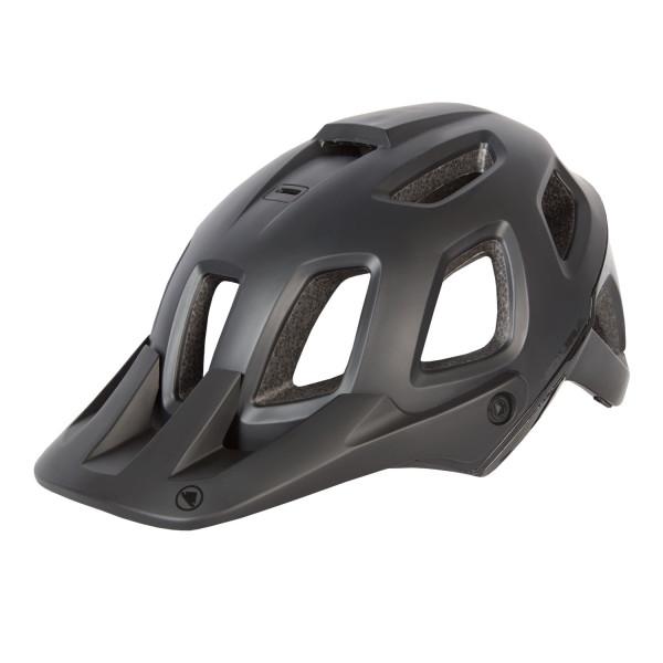 SingleTrack Helm II - schwarz