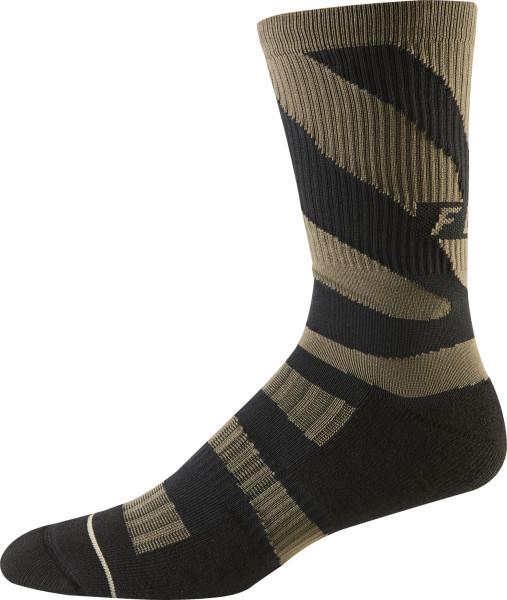 """8"""" Trail Cushion Socken - Dirt"""