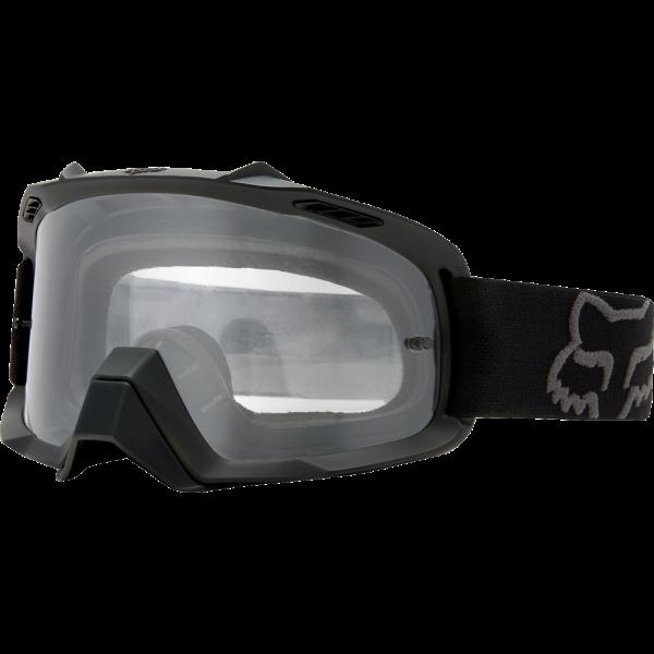 Air Space Goggle - Matt Black