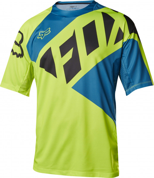 Demo DH Jersey - Seca Flo Yellow