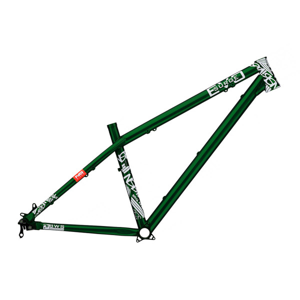 MTB-Rahmen Surge EVO - Grün