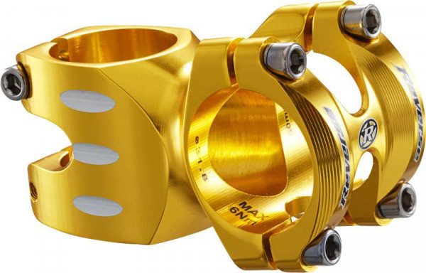 S-Trail Light 31,8mm Vorbau - gold