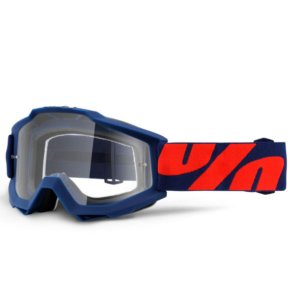 Accuri MX Goggle - Raleigh Clear Lens