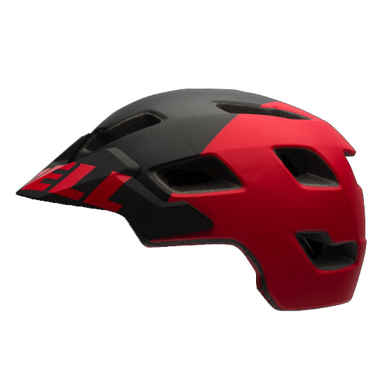 Stoker Mips 16 Helm Matte Black/Red Aggression