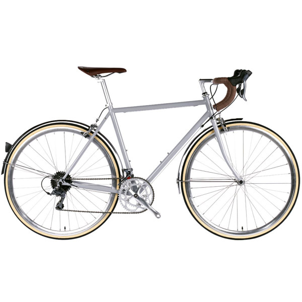 Highland City Bike - light grey