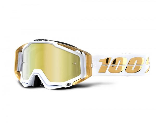Racecraft Goggle Anti Fog Mirror Lens - LTD