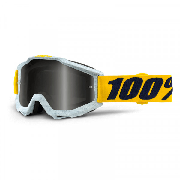 Accuri Goggle Anti Fog Mirror Lens - Athleto
