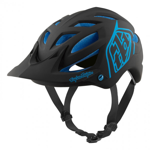 A1 Helm (Mips) Classic Black/Blue