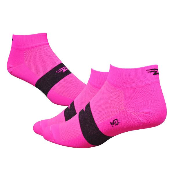 Aireator Socken - Pink/Schwarz