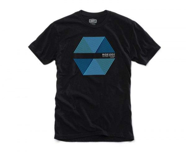 Polygon T-Shirt - black