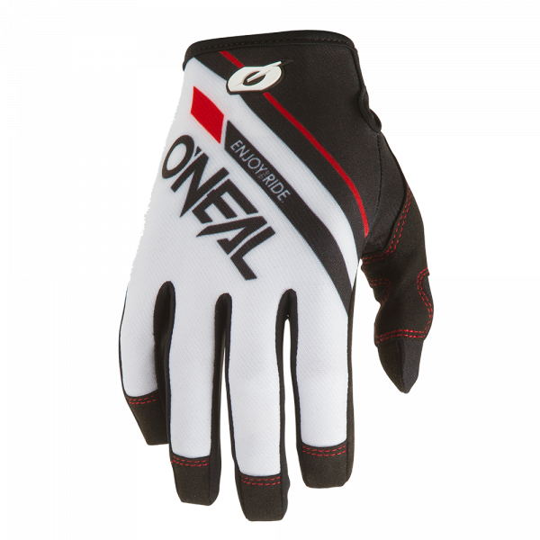 Mayhem Rizer Handschuhe - Weiss/Schwarz