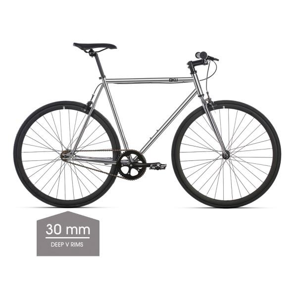 Detroit Singlespeed/Fixed Bike - 30 mm Deep V Felgen