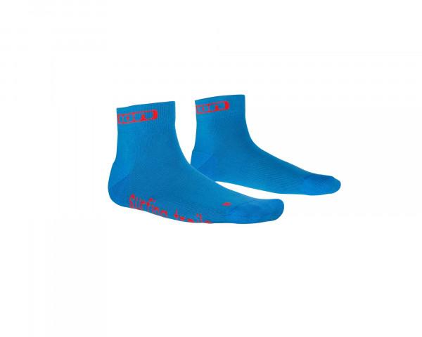 Role kurze Socken - dunkel blau