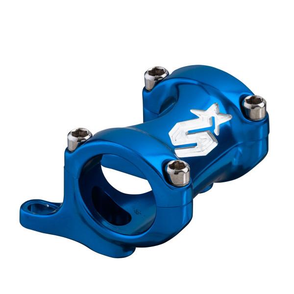 Spike Direct Mount Vorbau - Blau