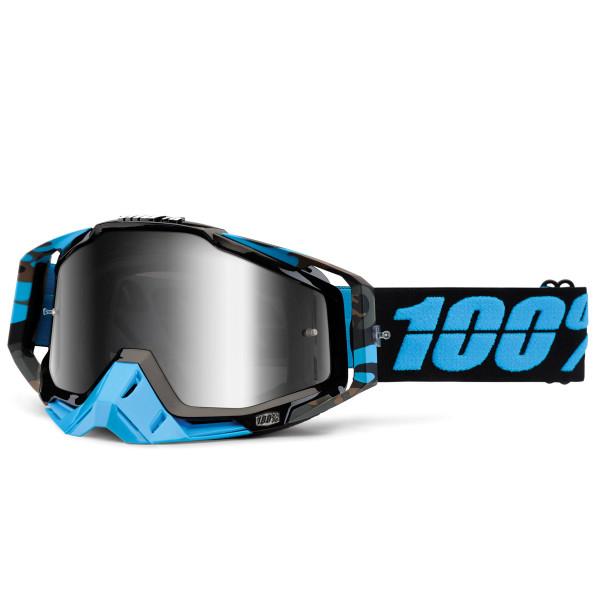 Racecraft Premium MX Goggle - Acid Nam
