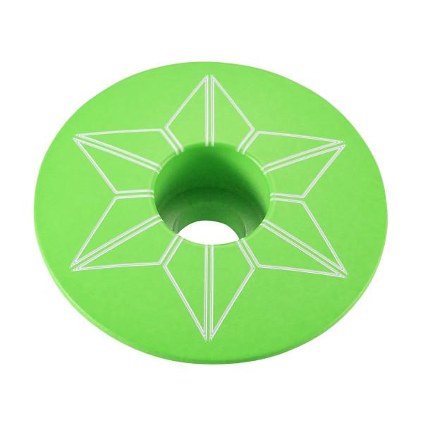 Star Cap Aheadkappe - Neon Grün