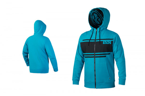 Adventure Trail Hoody - blau
