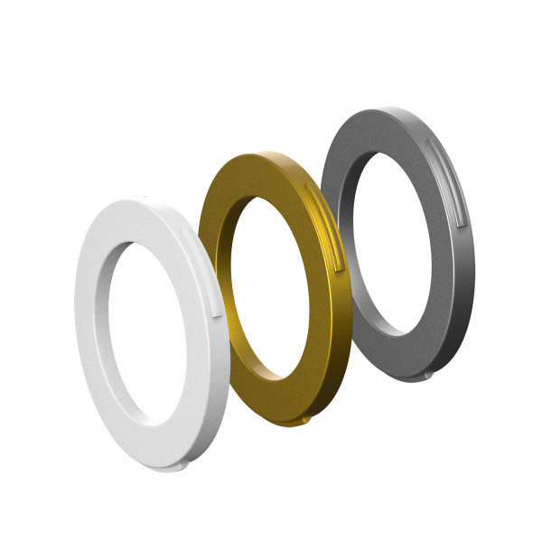 Blenden-Kit für 4 Kolben Bremszange