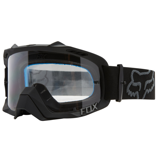 Air Defence Goggle matte black/clear
