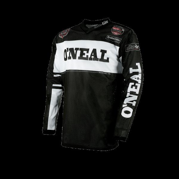 Ultra Lite 75 Jersey - black/white - 2017