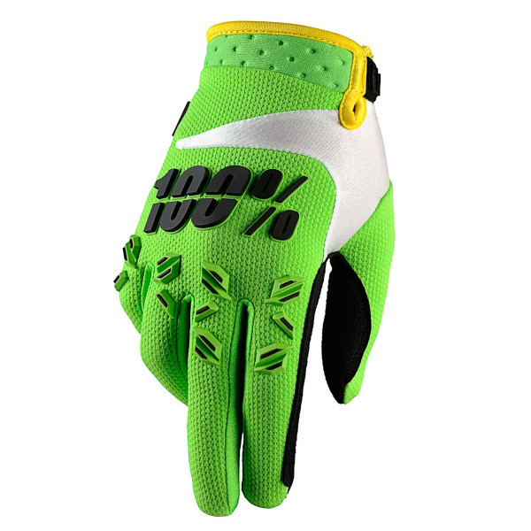 Airmatic Handschuh - Lime Green
