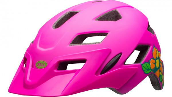 Sidetrack Fahrradhelm - Kids - Pink