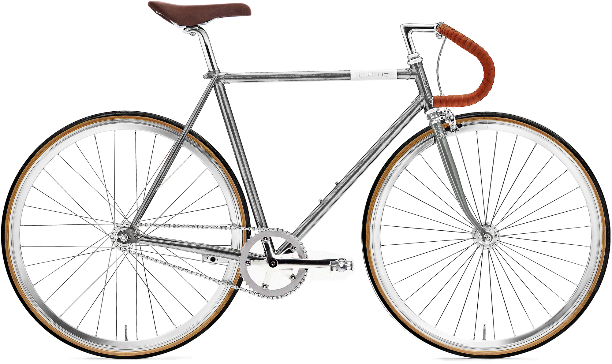 creme cycles vinyl solo singlepspeed fixed bike 2016. Black Bedroom Furniture Sets. Home Design Ideas