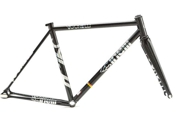 Vigorelli Track - Rahmen Gabel Set - Fixed - Stahl
