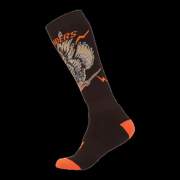 Pro MX Socks - Eagle - black/orange