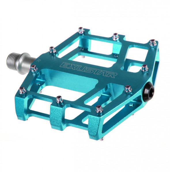 E-PB525 Plattform-Pedale - blau