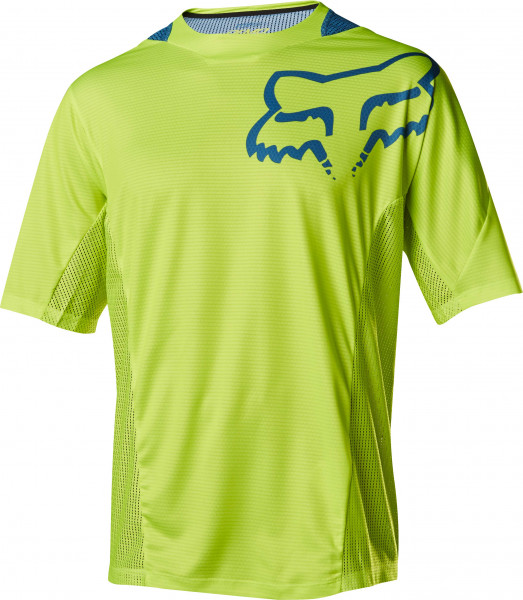 Demo DH Jersey - Flo Yellow