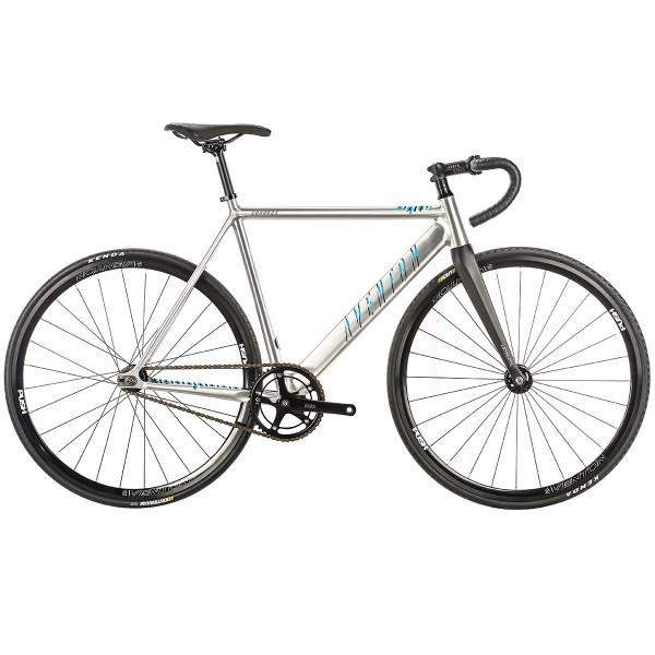 Cordoba Singlespeed/Fixed Bike - polished - 2018