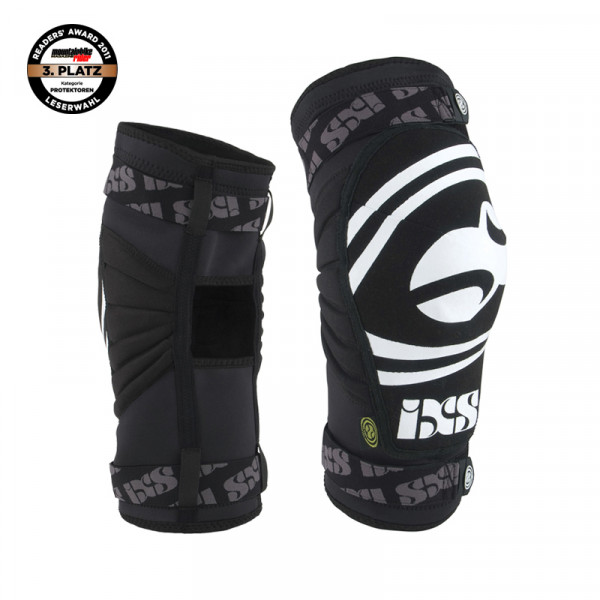 Slope Series EVO Knee Guard Knieprotektor - schwarz