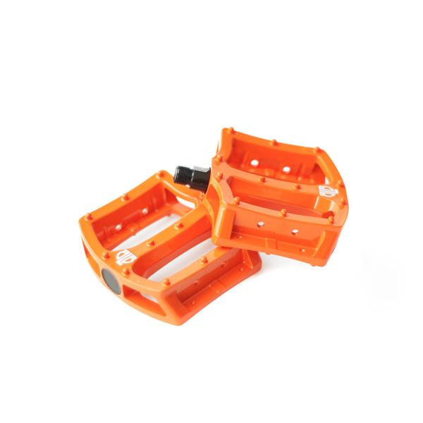 Freestyle Plattform Pedale - Orange