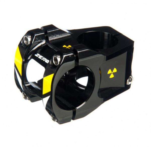 Zero Vorbau - schwarz/gelb
