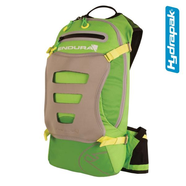 SingleTrack Hydrapak Backpack Rucksack - kellygreen