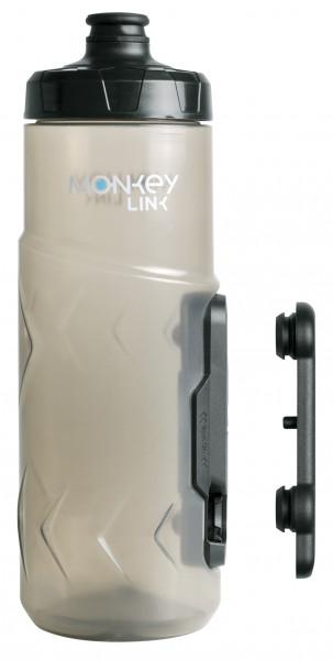 Monkey Bottle - 600ml mit Halter