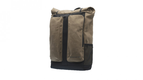 Wayside Rucksack und Pannier - braun