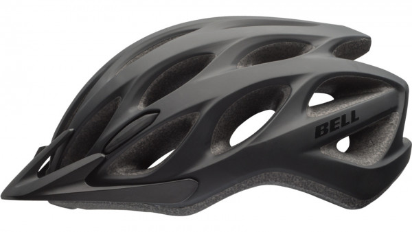 Tracker Fahrradhelm - Black