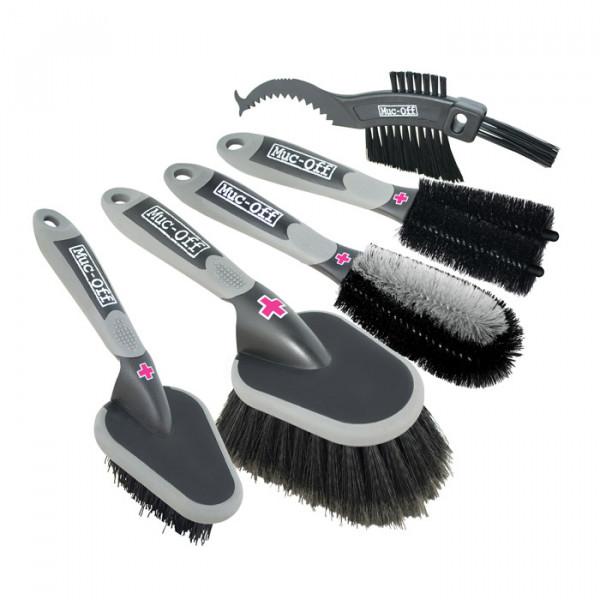 5x Brush Set Reinigungsbürsten