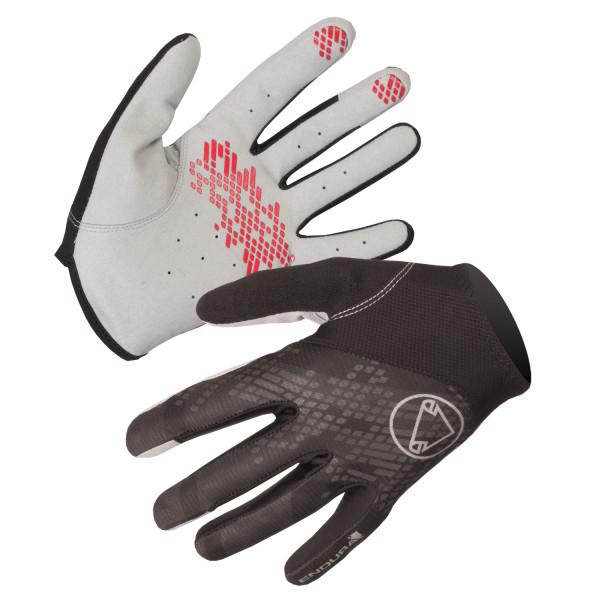 Hummvee Lite Handschuh - Schwarz