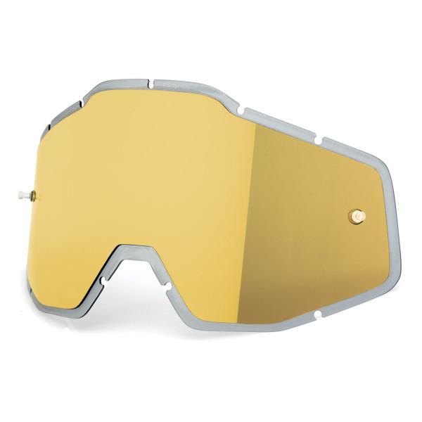 Ersatzlinse Anti-Fog - Gold