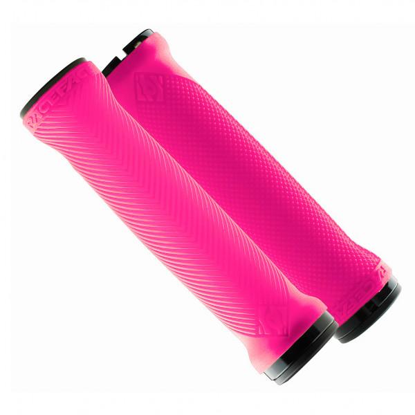 Love Handle Lock-On Griff - neon pink