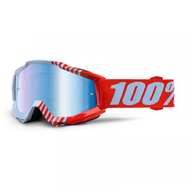 Accuri Goggle Anti Fog Mirror Lens - Cupcoy