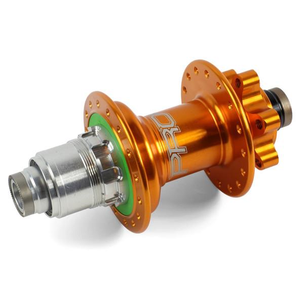 Pro 4 Hinterradnabe orange 32 Loch - XD