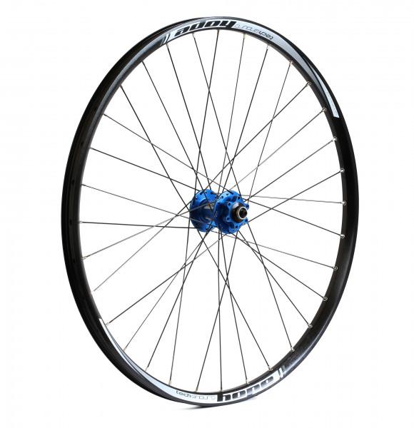 Tech Enduro Vorderrad 32 Loch Pro 4 - 27,5 Zoll blau