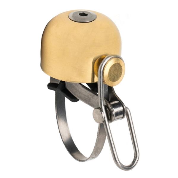 Classic Bell Klingel - matt gold