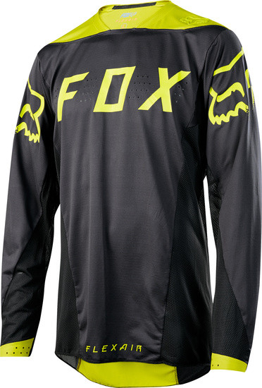 Flexair LS Jersey Moth - Black/Yellow