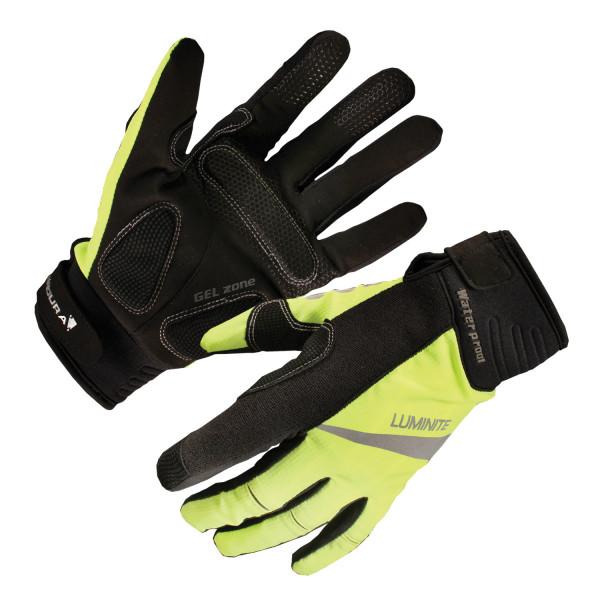 Luminite Handschuh - Gelb