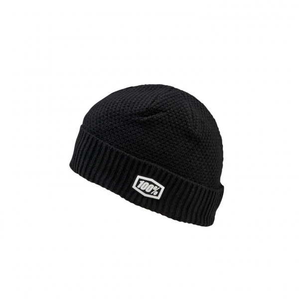 Capital Mütze - schwarz